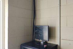 Installing outdoor cameras | Newport News, VA